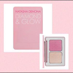 💗Natasha Denona Mini Diamond & Glow Cheek Duo